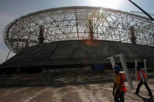 Estadio Omnilife Capacidad Estadio Omnilife en Chivas