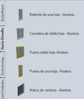 A adir ventanas puertas y huecos curso de architectural for Se puede cambiar una puerta sin cambiar el marco
