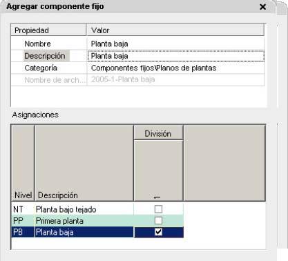 Navegador de proyectos y componentes fijos curso de for Proyecto de construccion de aulas de clases