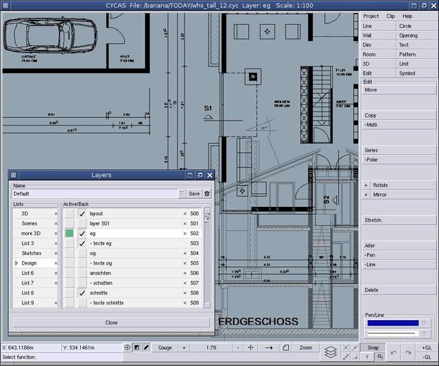 AUTOCAD 3D CAD PARA LINUX GRATIS - CYCAS 3D CAD LINUX AUTOCAD 2006