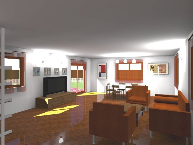 Dise o de casa y jardin 3d permite dise ar y decorar de for Software decoracion interiores 3d gratis