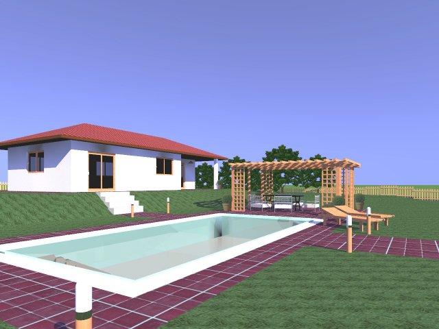 diseño de casa y jardin 3d - permite diseñar y decorar de una