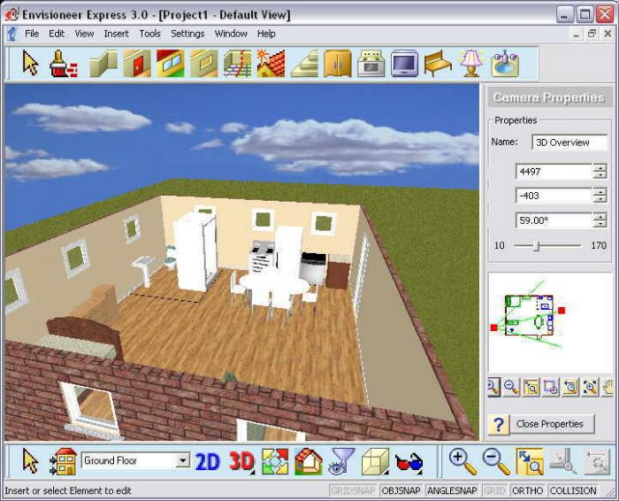 Envisioneer express dise a casas e interiores sin apenas for Software decoracion interiores 3d gratis