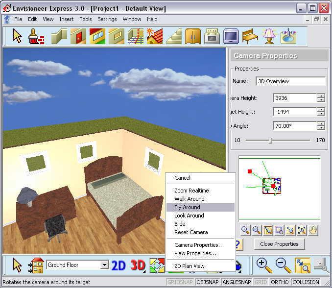 Envisioneer express dise a casas e interiores sin apenas for Programa de decoracion de interiores gratis