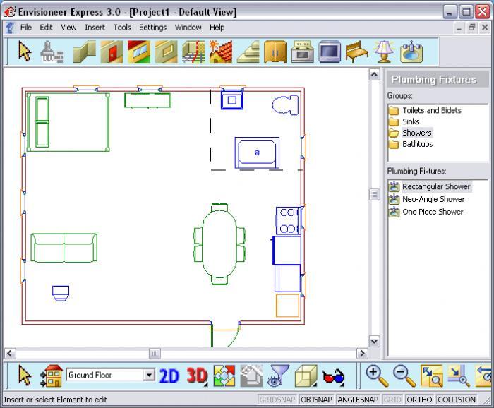 Envisioneer express dise a casas e interiores sin apenas for Software decoracion interiores 3d