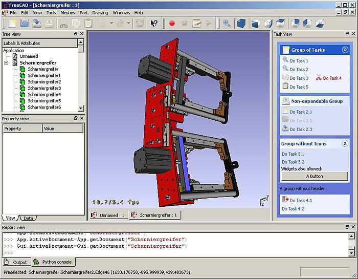 Modelador cad b 225 sico en 3 dimensiones software gratis de dise 241 o cad