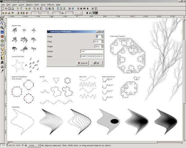 Inkscape Editor Gratuito De Gr Ficos Vectoriales Svg